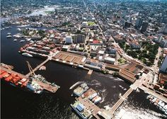 Porto de Manaus, Brazil
