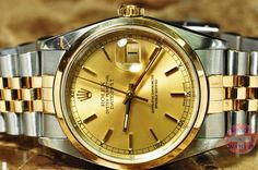Rolex Datejust 16233 preowned www.sansomwatches.com