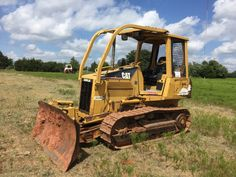 Caterpillar D3G Xl Bulldozer Found You, Equipment For Sale, Trucks For Sale, Caterpillar, Tractors, Vehicles, Rolling Stock, Tractor, Vehicle