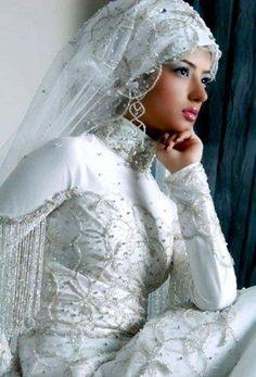 Мусульманское свадебное платье в уфе фото