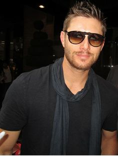 Jensen Ackles - Is he EVER not hot? That is officially a 'NO'