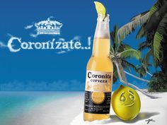 cerveza corona design - Buscar con Google