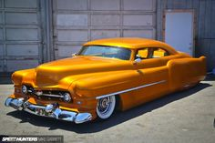 John Gimelli's 1951 Cadillac The Golden Dream