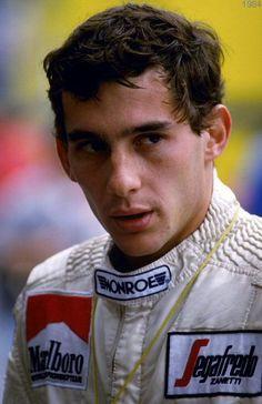 Ayrton SENNA • STATS F1