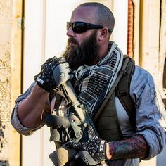 Airsoft hub is a social network that connects people with a passion for airsoft. Talk about the latest airsoft guns, tactical gear or simply share with others on this network Great Beards, Awesome Beards, Bad Beards, Special Ops, Special Forces, Hairy Men, Bearded Men, Airsoft, Tactical Beard