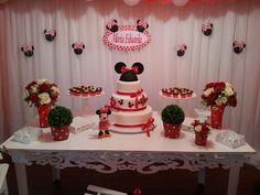 Doce Voar: Festa da Minnie - Cupcakes