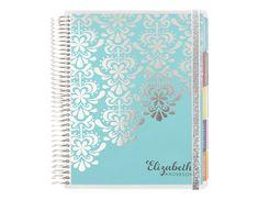 2014-2015 life planner -PLATINUM EDITION -turquoise
