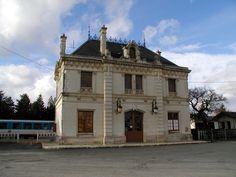 La gare de Valençay