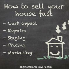If you are selling your house the conventional way, you probably want to sell your house quickly! We have some tips from experience on how to sell a house fast. sell your house