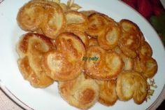 Felii de foietaj caramelizat - Culinar.ro