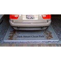 Clean Park Special Edition Garage Mats