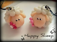 Another Sheep Charm by Maca-mau.deviantart.com on @deviantART
