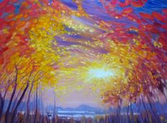 """November-Stirs"" by Gill Bustamante"