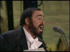 """Funiculi funicula"" - Luciano Pavarotti, José Carreras, Placido Domingo"