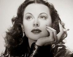 Hedy Lamarr, la inventora con una vida de película.