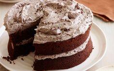 Cookies and Cream Cake Recipe by The Neelys