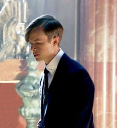 Dane Dehaan as Harry Osborn