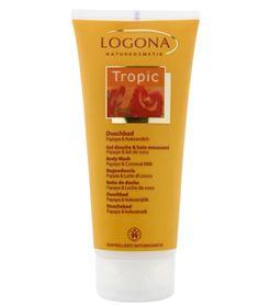 Gel de dus BIO Tropic Logona - http://produse.cataloglifecare.com/gel-de-dus-bio-tropic-logona-2/