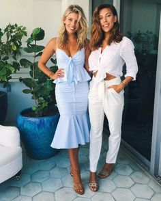 Brunch Outfit Spring Simple 16 Ideas For 2019 Summer Brunch Outfit, Brunch Dress, Natasha Oakley, Miami Fashion, Love Fashion, Miami Moda, Spring Summer Fashion, Spring Outfits, Cute Casual Outfits