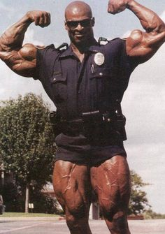 1000+ images about the massive cop ronnie coleman on ...