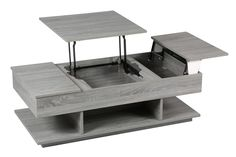 Table Basse Relevable Transformable SHADOW