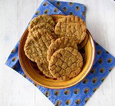 Biscoff Oatmeal Cookies http://www.missinthekitchen.com/2012/07/31/biscoff-oatmeal-cookies/#