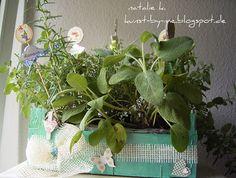 Arts & Crafts by Natalie: Kräuterkasten (herbal box)