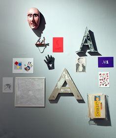 Wit, ideas and ambiguity: the world of Alan Fletcher | Design | Agenda | Phaidon