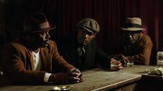 "Reginald T. Dorsey:  ""KINGS OF THE EVENING"" - TYSON BECKFORD, REGINALD T. DORSEY AND GLYNN TURMAN - KEEP HOPE AND DIGNITY ALIVE ON FILM   www.kingsoftheevening.com"
