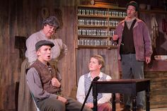 Westword, Juliet Wittman review for THE CRIPPLE OF INISHMAAN - Miner's Alley Playhouse - January - March 2015