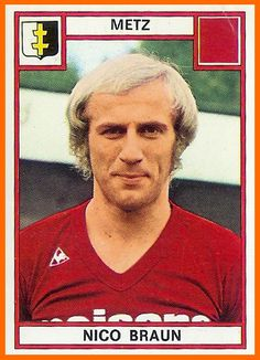 Fc Metz, Football Soccer, Old School, Images, Passion, Baseball Cards, Sports, Football, Trainers