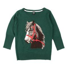 Swildens Teen Heyhorse Sweater