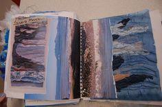 Natalie Cartner DHSFG Textiles Textiles Sketchbook, Sketchbook Pages, A Level Textiles, Art Alevel, Creative Textiles, Sketch Books, A Level Art, Art Base, Sketchbook Inspiration