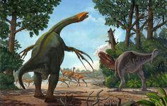 Therenzinosaurus v Tarbosaurus