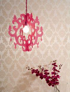50 idées d'abat-jour DIY pour luminaires suspendus