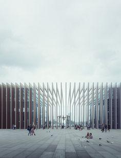 Hines Edifici E3 East, Milano, 2013