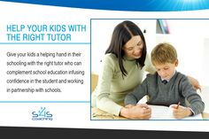 Help Your Kids with the Right Tutor - Give your kids a helping hand in their schooling with the right tutor who can complement school education infusing confidence in the student and working in partnership with schools. For experienced tutors in Sydney, http://www.s4scoaching.com.au/