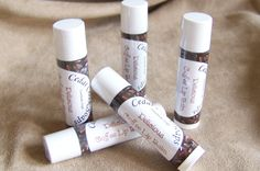 Coffee Lip Balm All Natural Lip Balms by CedarCreekSoaps1 on Etsy, $2.99