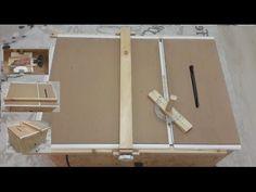 TESTERE TEZGAHI YAPIMI (Detaylı Anlatım) (saw table) - YouTube