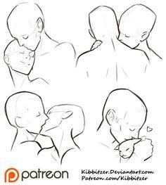 Kisses Reference Sheet 2 by Kibbitzer.deviantart.com on @DeviantArt