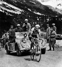 Giro d'Italia 1951. Fausto Coppi (1919-1960)