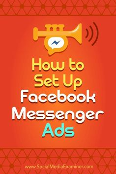 Have you tried Messenger ads?Messenger ads display inside the Messenger app on the home tab, increasing the likelihood people will interact with your business.In this article, you��lldiscover how to set up a Messenger ad.