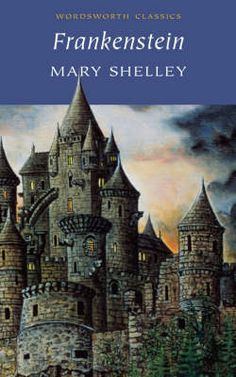Mary Shelley started writing Frankenstein when she was only 18.  The themes in the book are still relevant today and I hope kids are still having to read it in school! One of my favorites!
