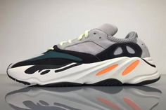067d3ea53d9 The Best Discount For Adidas Yeezy Wave Runner 700 Solid Grey Chalk White Core  Black Shoes Cheap Sale