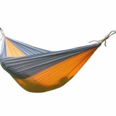 รีบเป็นเจ้าของ  Single Double Camping Hammock Portable Parachute Nylon Hammock forBackpacking travel - intl  ราคาเพียง  707 บาท  เท่านั้น คุณสมบัติ มีดังนี้ Comfortable And Support 500 pounds: This double hammocks fits 2people comfortably, Lay down with your friend or loved one andstill have plenty of room. Because of new 210T nylon, theBACKPACKING hammocks provide relaxing support for 500 pounds Super Lightweight And Easy Setup: The portable hammocks is fitfor camping or travel because of…