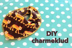 Charmeklud - DIY - LaRaLiL - med mønster på pdf