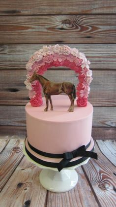 Teen horse cake - Cake by sweetlilylux