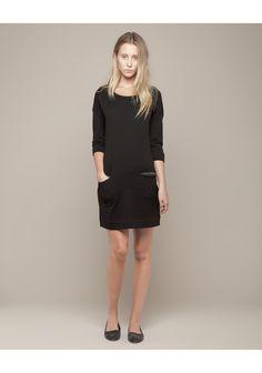 I know - another black shift dress - Gorgeous!!  Rag & Bone / The Cornish Dress