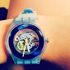 #Swatch COOL ME http://swat.ch/1dUye0Q