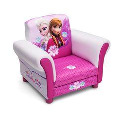 "Disney Frozen Upholstered Chair - Delta - Toys ""R"" Us"
